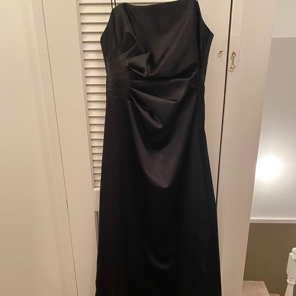 ABS by Alan Shwartz long ball gown